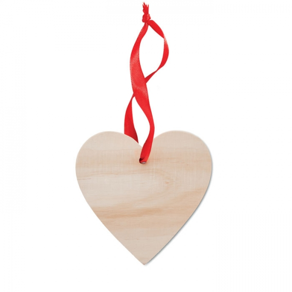 Inimioara lemn