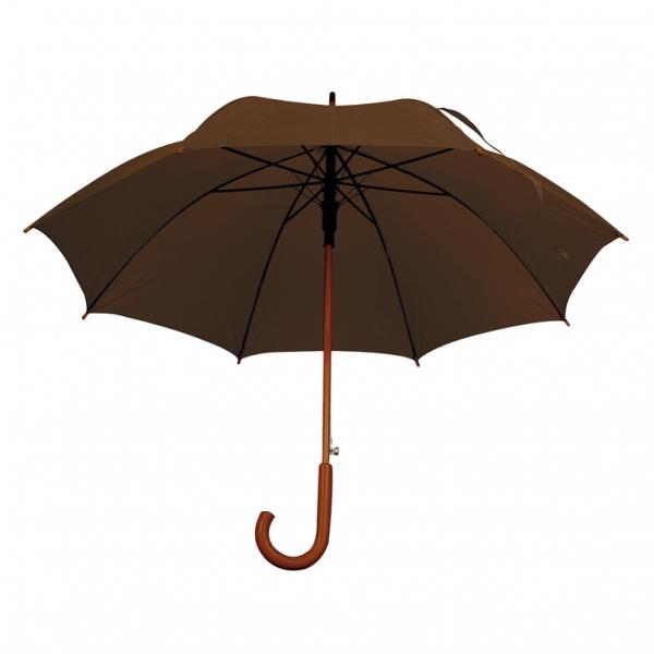 Umbrela automata lemn
