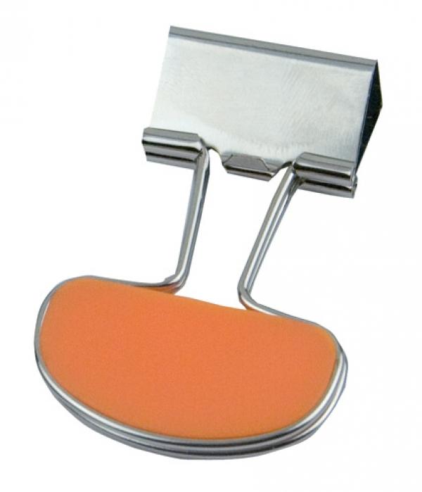 Memoclip metalic