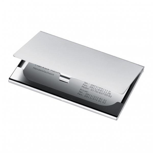 Port card metalic mat