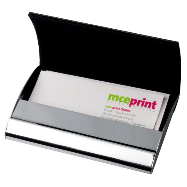Port card metalic