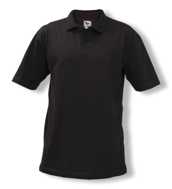 Tricou polo Single J 180